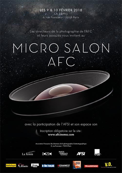 affiche micro salon 2018
