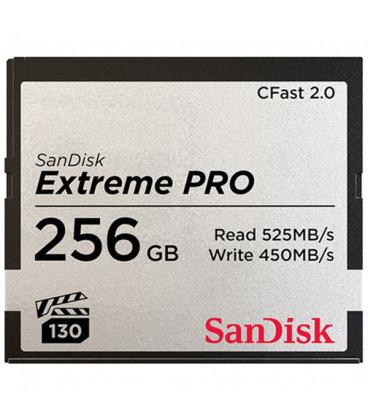 SANDISK CFAST 2.0 CARD 256GB