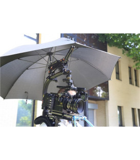 UMBRELLA WITH HOLDER EASYRIG