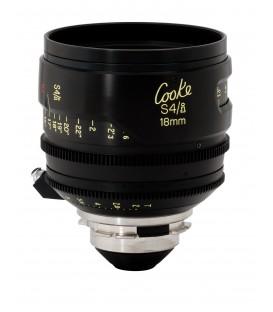 OBJECTIF COOKE S4/i 18mm T2.0 PL