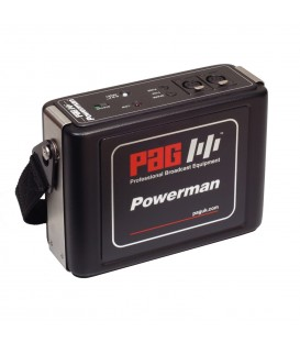 BATTERIE POWERMAN 13.2V 7Ah XLR-4