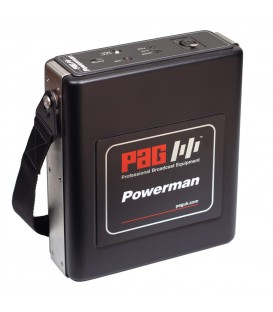 BATTERIE POWERMAN 30V 7Ah XLR-4