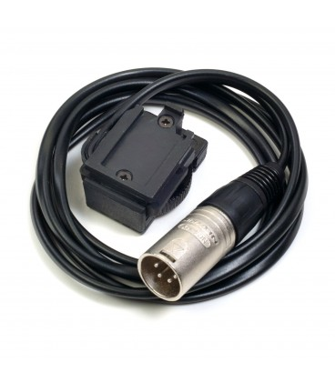 BASE PAGLIGHT CABLE XLR4