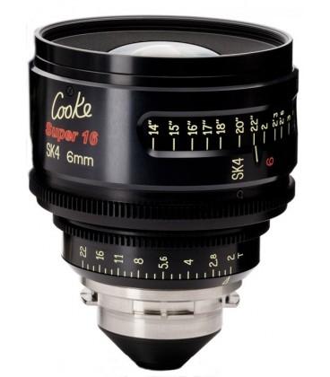 OBJECTIF COOKE 6mm SK4 SUPER 16 T2.0