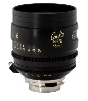 OBJECTIF COOKE S4/i 75mm T2.0 PL