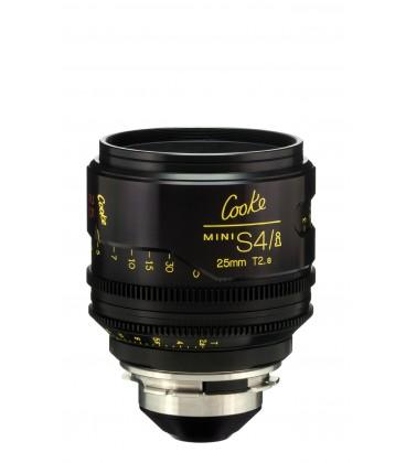 OBJECTIF COOKE MINI S4/i 25mm T2.8