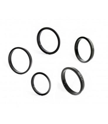 DESTOCKAGE: PACK OF INSERT RINGS (100:95mm, 100:92mm, 100:83mm, 100:80mm, 100:62mm)