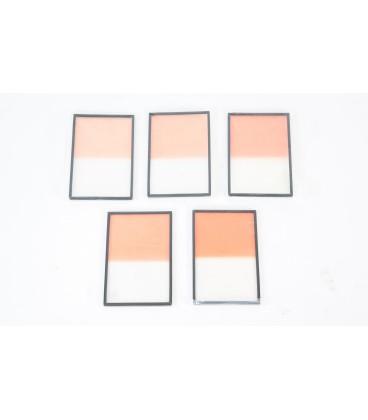 OCCASION: SERIE DE 3 FILTRES DEG NEUTRE SOFT 4x6 (ND03, ND06, ND09)