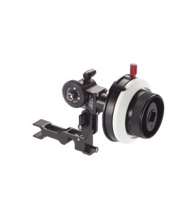 KIT FOLLOW FOCUS MINI MFF-2 CINE HARD STOP SET