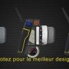 [ Vote ] Choisissez le design du cPro de chez Cmotion