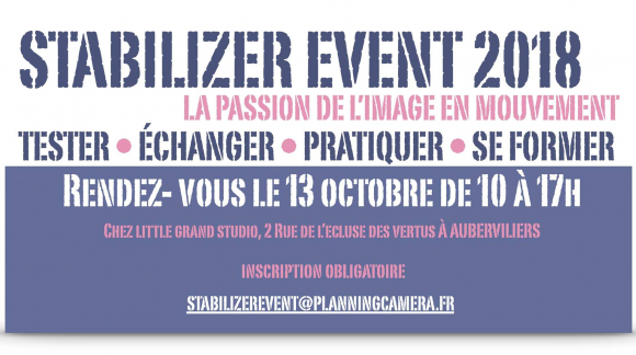[SALON] Emit au STABILIZER EVENT 2018
