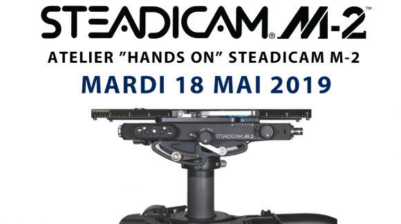 "Atelier ""Hands On"" Steadicam M-2"